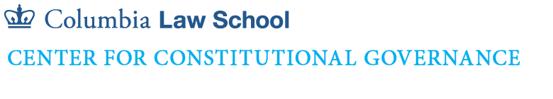 Constitutional Governance logo